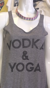 Vodka & Yoga