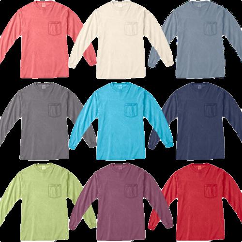 Comfort Colors Shirts Mix