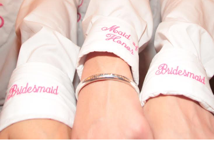 Bridesmaids Cuffs