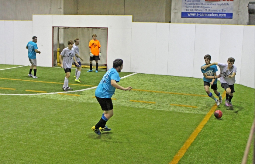 Jackson Project Playing Soccer