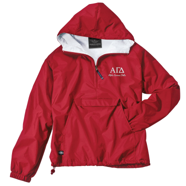 Alpha Gamma Delta-Charles River Apparel Jacket- Find Greek