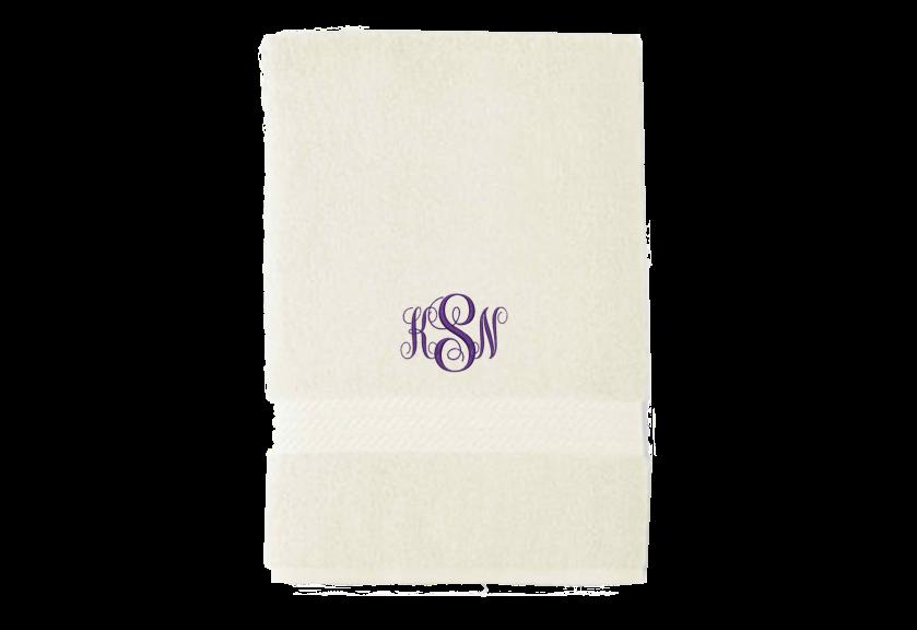 towel for blog post